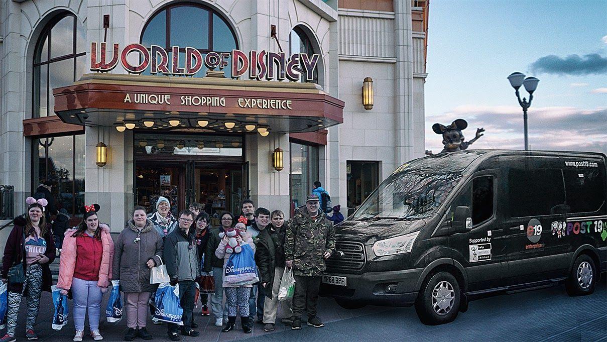 Help Autistic Children Disneyland
